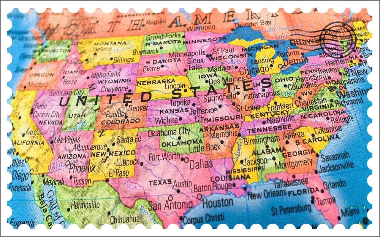 The Most Tax-Friendly States in the U S  – Family Tree