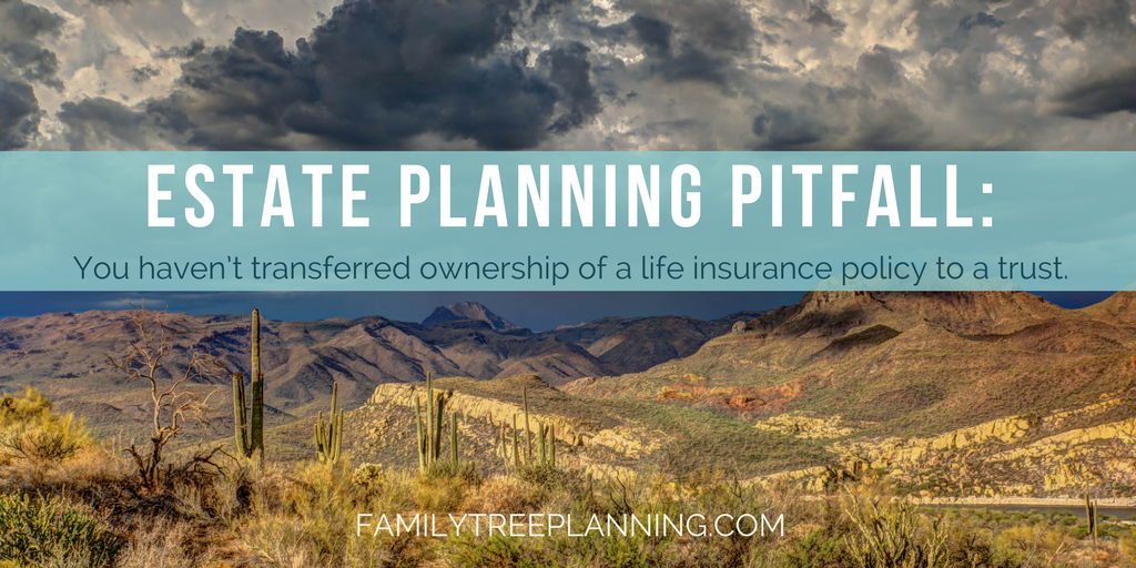 Estate Planning Pitfall - You haven't transferred ...